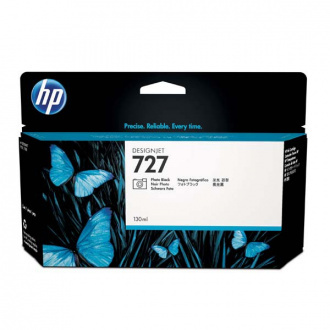HP 727 (B3P23A) - cartridge, photoblack (fotočerná)