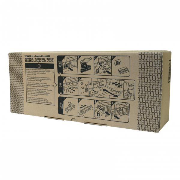 Olivetti originální toner B0446, black, Olivetti D-Copia 16, 200