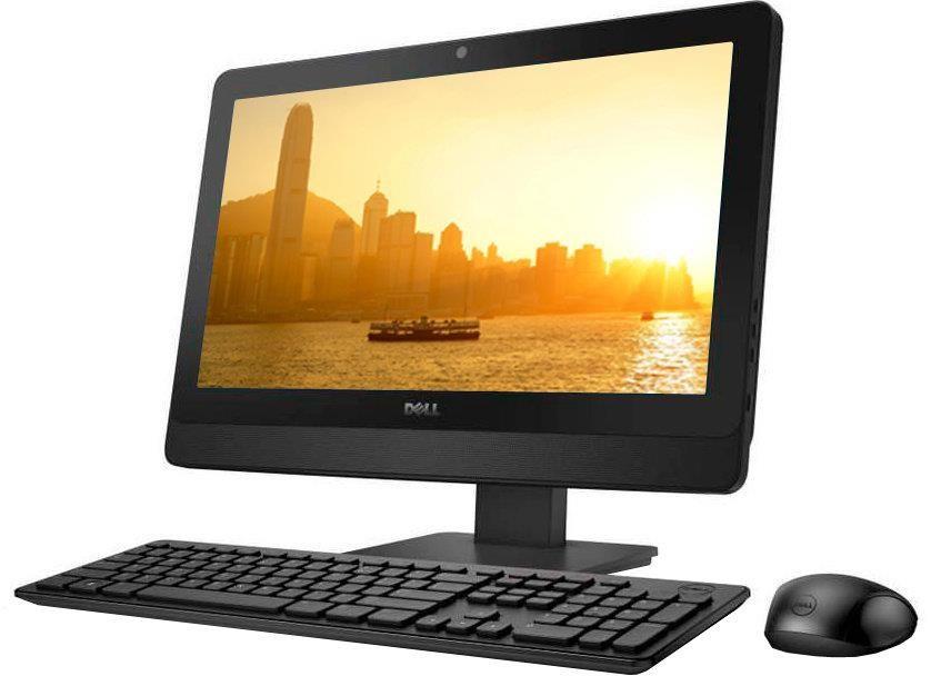 """REPAS DELL PC AiO Optiplex 9030 - 23"""" FHD, i5-4590S, 8GB, 256SSD, Intel HD, W10P"""