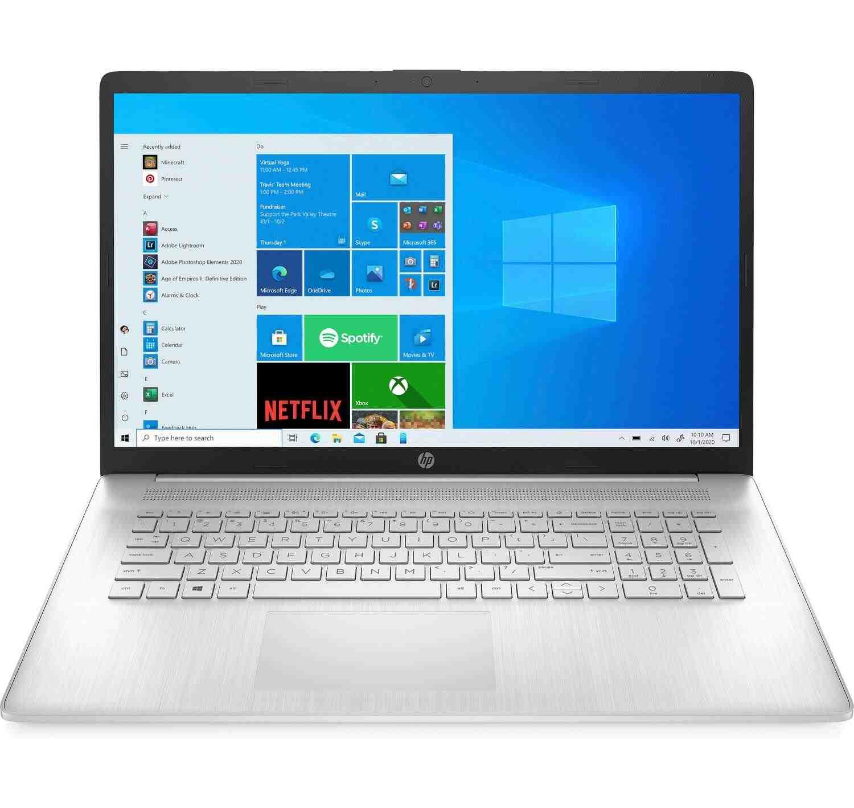 HP NTB 17-cp0003nc, Ryzen 5-5500U, 17.3 HD+ AG SVA, 8GB DDR4 3200, SSD 512GB, AMD Radeon Integrated Graphics, Win10 Home