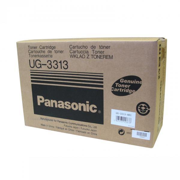 Panasonic originální toner UG-3313, black, 10000str., Panasonic Fax UF-550, 560, 770, 880, 885, 895, DX-1000, DF-1