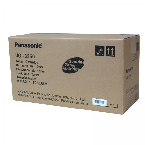 Panasonic originální toner UG-3350, black, 7500str., Panasonic Fax UF-585, 590, 595, DX-600