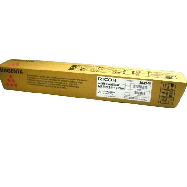Ricoh originální toner 888642, 884948, 842032, magenta, 15000str., Ricoh MPC 2000, 2500, AD, 3000, AD