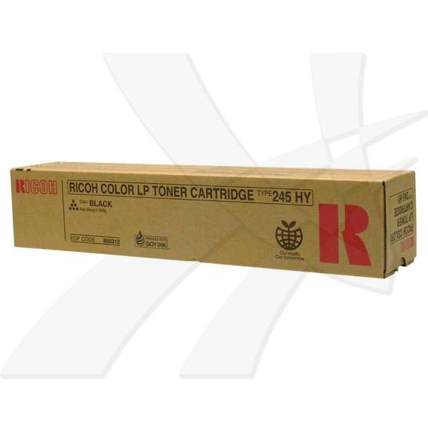 Ricoh originální toner 888312, black, 15000str., Typ 245, high capacity, Ricoh Aficio CL-4000, HDN, SPC410DN, SPC420DN