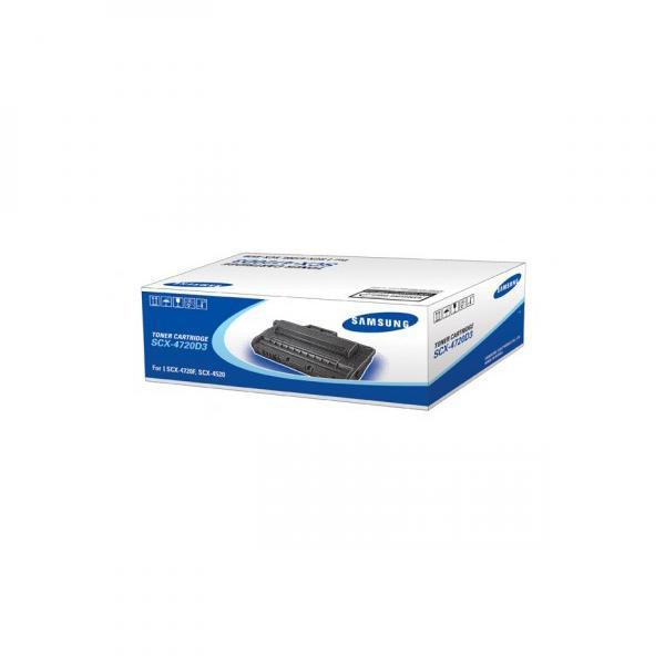 Samsung originální toner SCX-4720D3, black, 3000str., Samsung SCX-4720D3