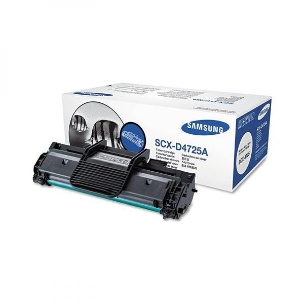Samsung originální toner SCX-D4725A, black, 3000str., Samsung SCX-4725FN