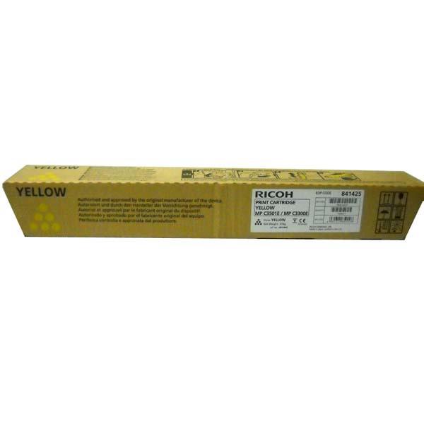 Ricoh originální toner 841425, yellow, 16000str., 842044, Ricoh MP C2800, 3300, 3001, 3501