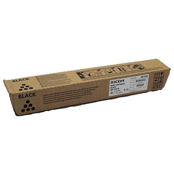 Ricoh originální toner 842052, 841583, 841456, black, 25500str., 841452, Ricoh Aficio MPC 5000, 5501, MPC4000, 4501