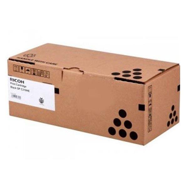 Ricoh originální toner 406523, 407647, black, 2500str., 406464, low capacity, Ricoh Aficio SP3400SF, SP3410SF, SP3400N, SP3500SF