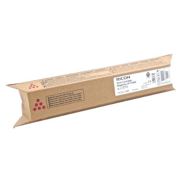 Ricoh originální toner 821076, 821206, 821096, magenta, 15000str., Ricoh Aficio SP C430