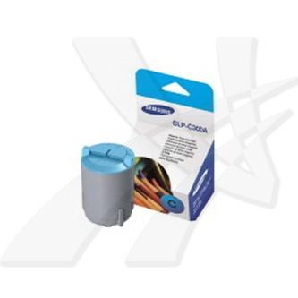 Samsung originální toner CLP-C300A, cyan, 1000str., Samsung CLP-300, N, CLX-3160FN, 2160