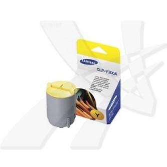 Samsung originální toner CLP-Y300A, yellow, 1000str., Samsung CLP-300, N, CLX-3160FN, 2160