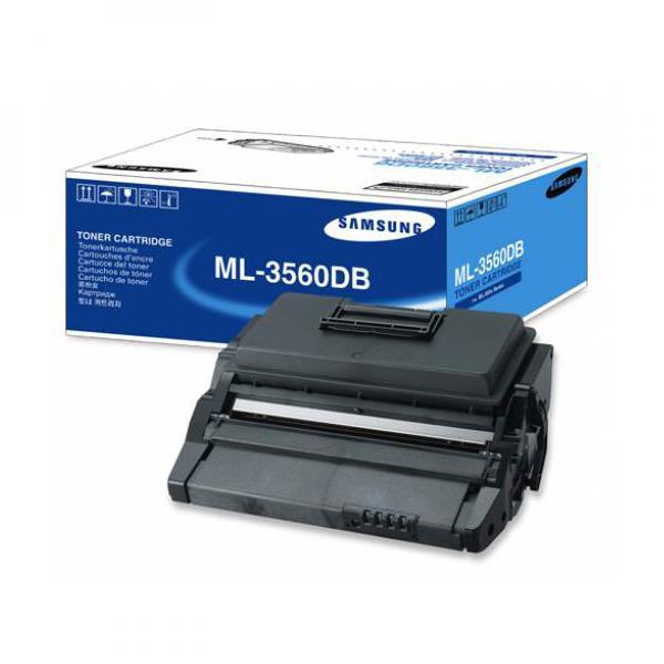 Samsung originální toner ML-3560DB, black, 12000str., Samsung ML-3560, 3561N, ND