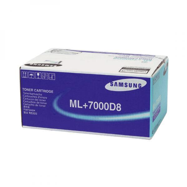 Samsung originální toner ML-7000D8, black, 7000str., Samsung ML-7000, 7050