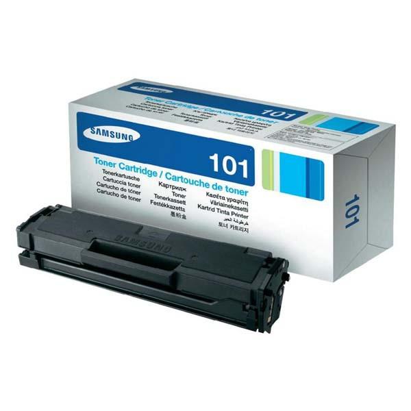 Samsung originální toner MLT-D101S, black, 1500str., Samsung ML-2160, 2162, 2165, 2168, SCX-3400, 3405, SF-760P