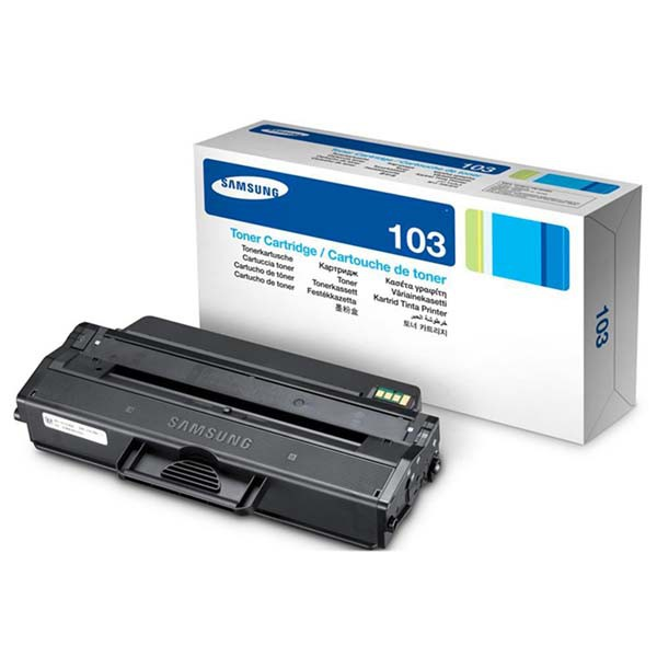 Samsung originální toner MLT-D103S, black, 1500str., Samsung ML-2950, ML-2955, SCX-4705, SCX-4727, SCX-4728