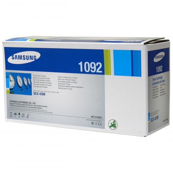 Samsung originální toner MLT-D1092S, black, 2000str., Samsung SCX-4300