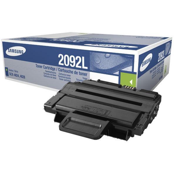 Samsung originální toner MLT-D2092L, black, 5000str., Samsung SCX-4824FN, SCX-4828FN