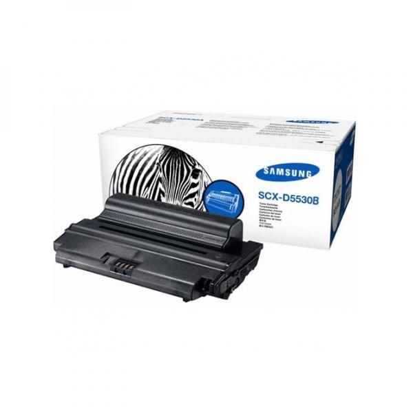 Samsung originální toner SCX-D5530B, black, 8000str., Samsung SCX-5530