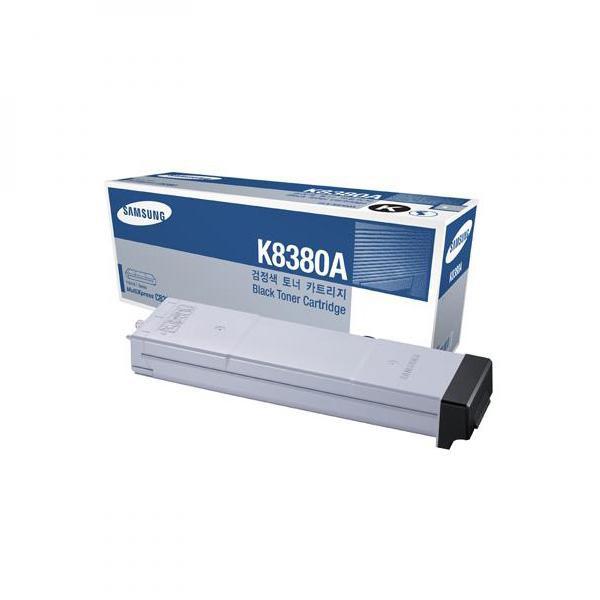 Samsung originální toner CLX-K8380A, black, 20000str., Samsung CLX-8380N, CLX-8380ND