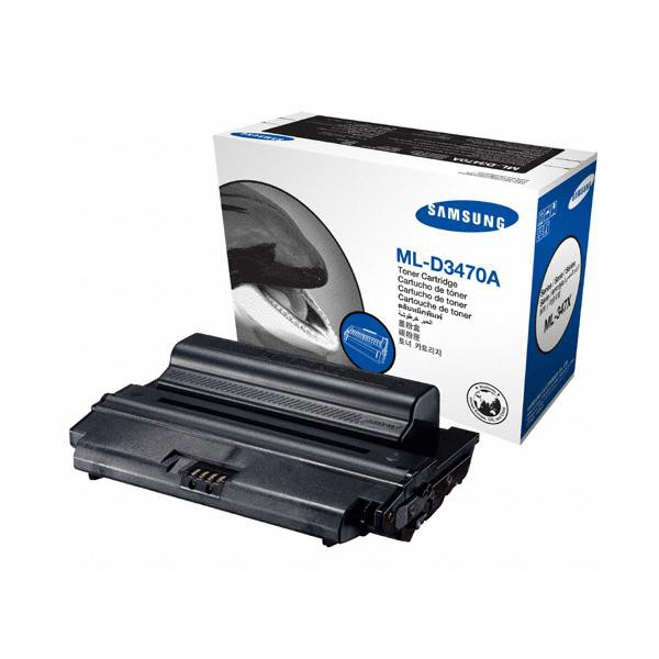 Samsung originální toner ML-D3470A, black, 4000str., Samsung ML-3470D, ML-3470ND