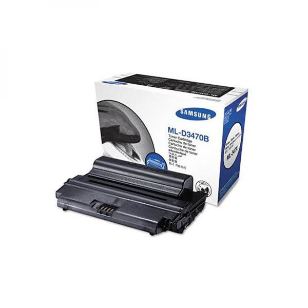 Samsung originální toner ML-D3470B, black, 10000str., Samsung ML-3470D, ML-3470ND