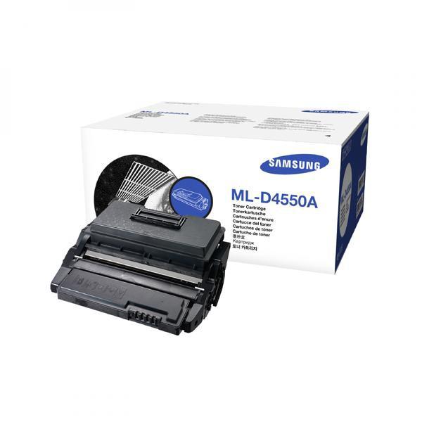 Samsung originální toner ML-D4550A, black, 10000str., Samsung ML-4550, ML-4550N, ML-4550ND