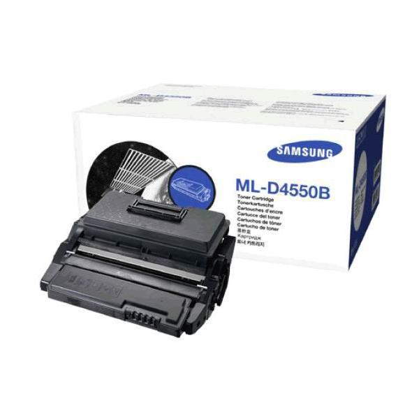 Samsung originální toner ML-D4550B, black, 20000str., Samsung ML-4550, ML-4550N, ML-4550ND