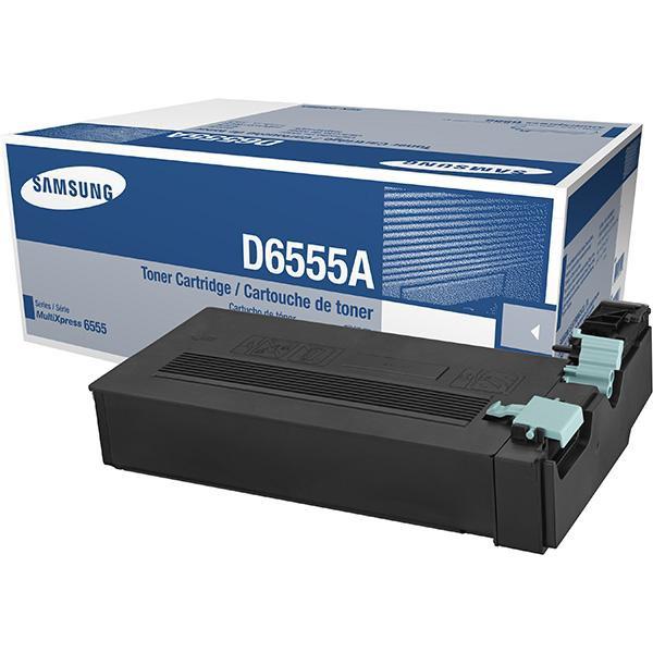 Samsung originální toner SCX-D6555A, black, 25000str., Samsung MULTIPRESS 6555N, SCX-6545N