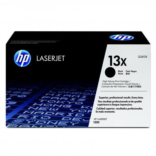 HP originální toner Q2613X, black, 4000str., 13X, HP LaserJet 1300, 1300n