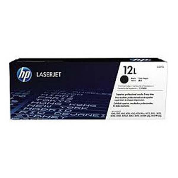 HP originální toner Q2612L, black, 1000str., 12L, HP LaserJet 1010, 1012, 1015, 1020, 1022, 3015, 3020, Economy
