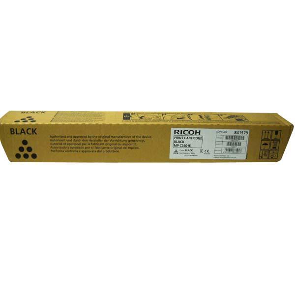 Ricoh originální toner 842047, 841424, 841579, black, 22500str., Ricoh MP C3501, MP C3001