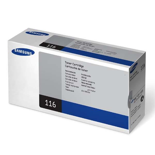 Samsung originální toner MLT-D116S, black, 1200str., Samsung SL-M2825DW,M2825ND,M2675FN,M2875FW,M2875FD,M2625D