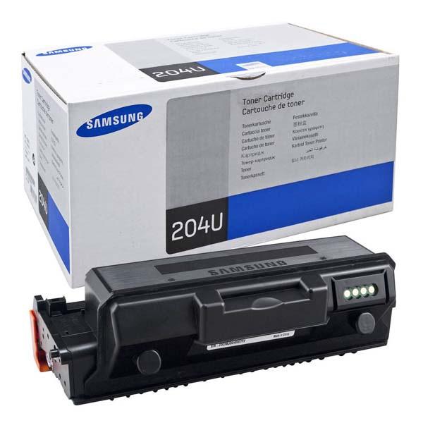 Samsung originální toner MLT-D204U, black, 15000str., ultra high capacity, Samsung M-4025, 4075