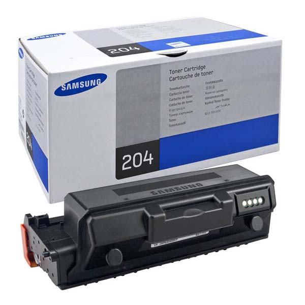 Samsung originální toner MLT-D204S, black, 3000str., Samsung M-3325, 3375, 3825, 4025, 4075