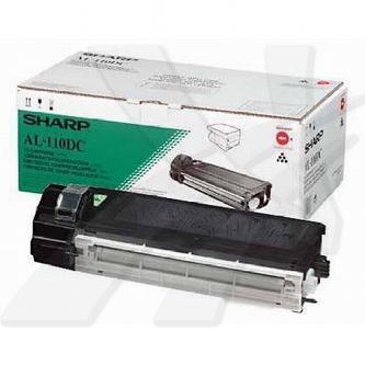 Sharp originální toner AL-110DC, black, 4000str., Sharp AL-1217, 1255, 1457, 1555