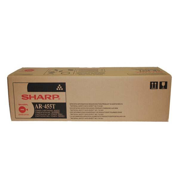 Sharp originální toner AR-455T, black, 35000str., Sharp AR-M351U, N, 451U, N