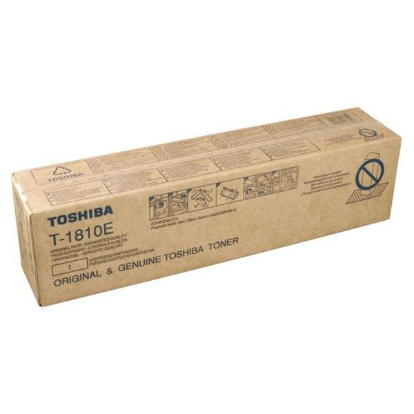 Toshiba originální toner T1810E, black, 24500str., 6AJ00000058, Toshiba e-studio 181, 182, 211, 212, 242