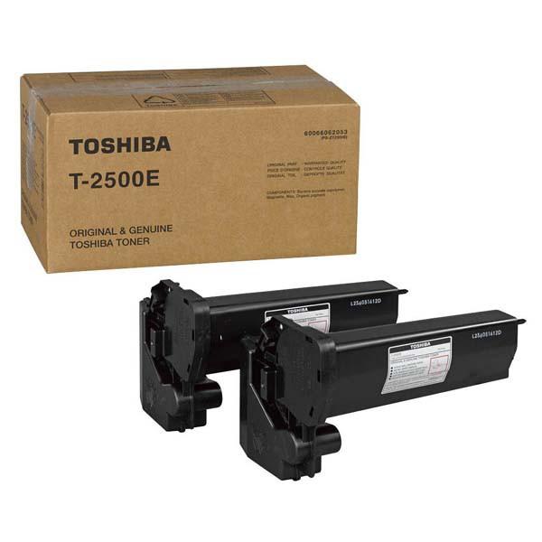 Toshiba originální toner T2500, black, Toshiba e-studio 20, 25, 200, 250, 500g