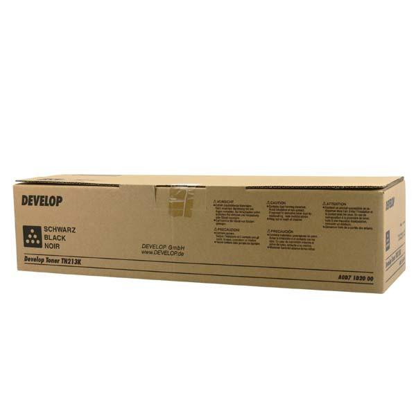 Develop originální toner A0D71D2, black, 24500str., TN-213K, Develop ineo +203, +253