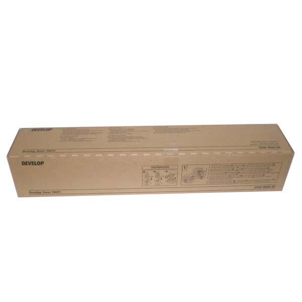 Develop originální toner 024F, black, 32200str., TN-511, Develop Ineo 360, 361, 420, 421, 500, 501