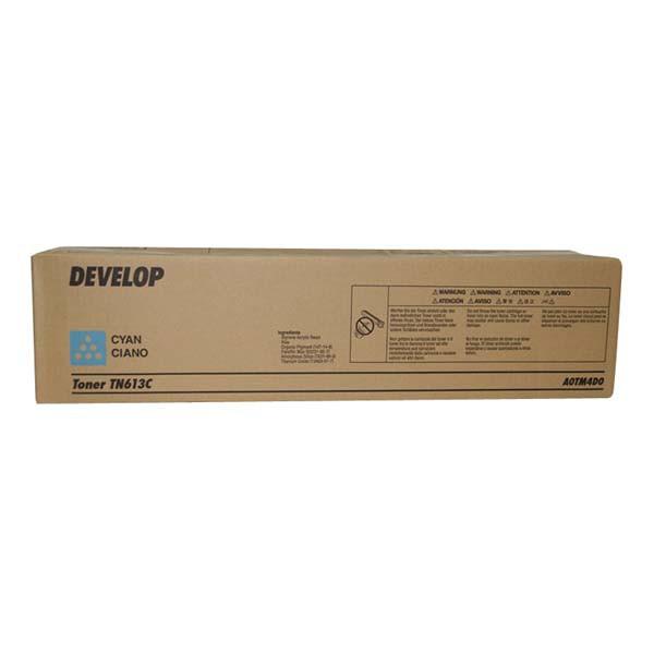 Develop originální toner A0TM4D0, cyan, 30000str., TN-613C, Develop Ineo +552, +652