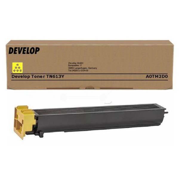 Develop originální toner A0TM2D0, yellow, 30000str., TN-613Y, Develop Ineo +552, +652