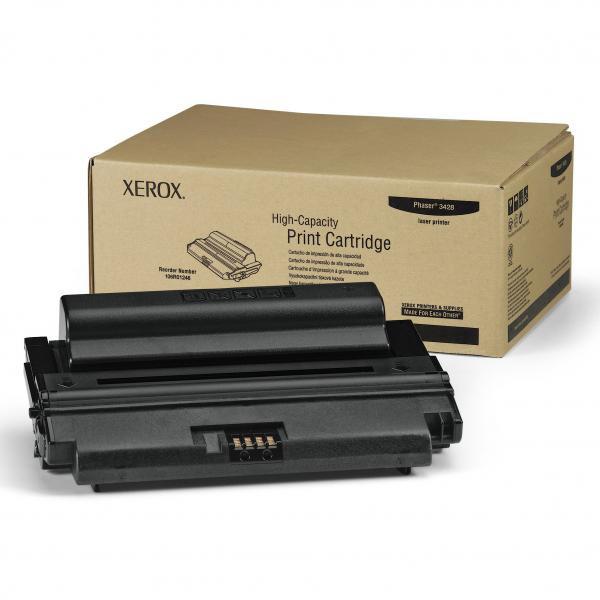 Xerox originální toner 106R01246, black, 8000str., Xerox Phaser 3428