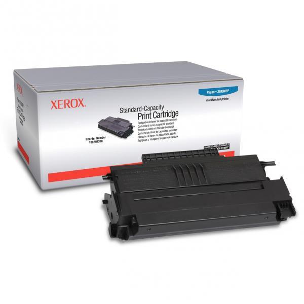 Xerox originální toner 106R01378, black, 2200str., Xerox Phaser 3100 MFP