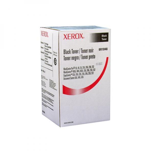 Xerox originální toner 006R01046, black, 70000 (2x35000)str., Xerox WC 232, 5632, Pro 35, 245, 5030, 2ks