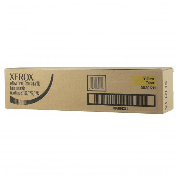 Xerox originální toner 006R01271, yellow, 7000str., Xerox WorkCentre 7132, 7232, 7242