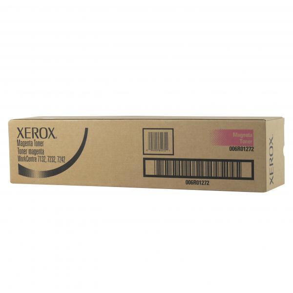 Xerox originální toner 006R01272, magenta, 7000str., Xerox WorkCentre 7132, 7232, 7242