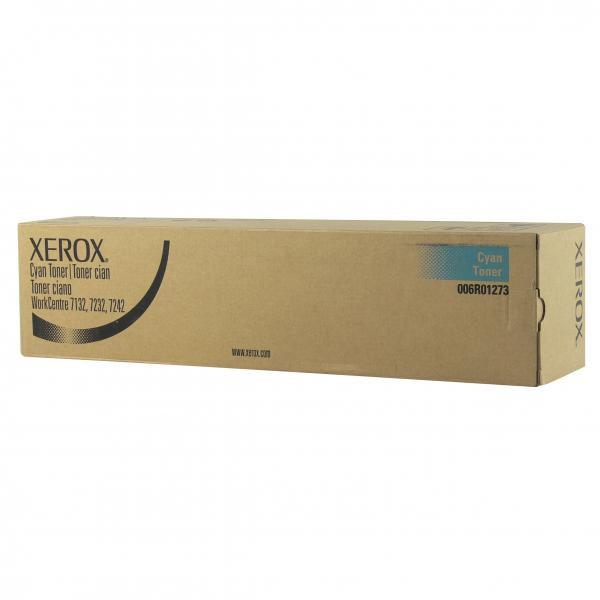 Xerox originální toner 006R01273, cyan, 7000str., Xerox WorkCentre 7132, 7232, 7242