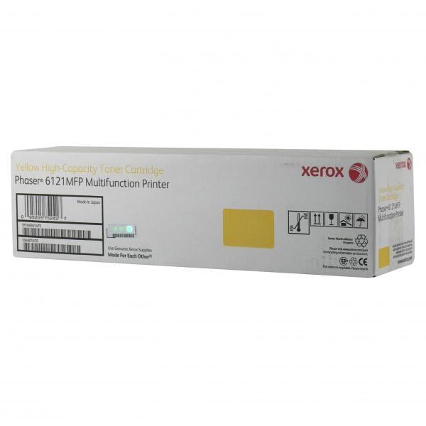 Xerox originální toner 106R01475, yellow, 2500str., Xerox Phaser 6121MFP